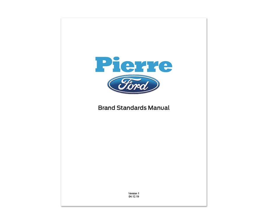 Pierre Branding Page 1