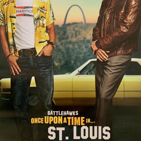 XFL – St. Louis BattleHawks
