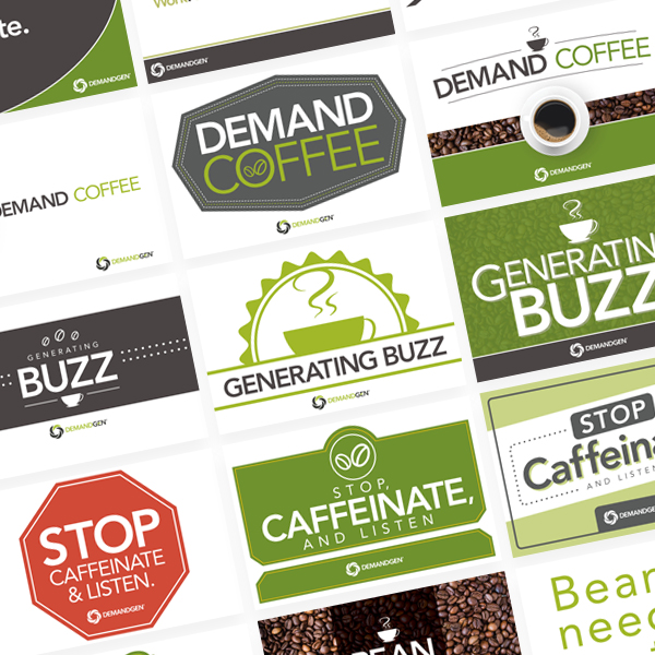 Promotional Coffee Labels