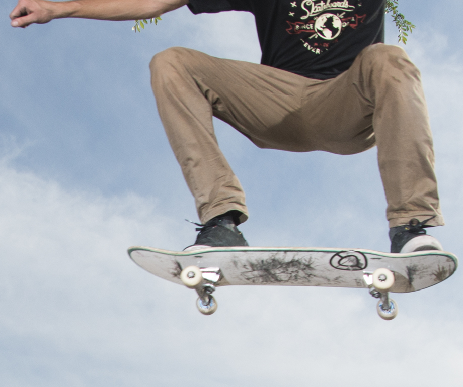 Real Skateboards Photo Retouching