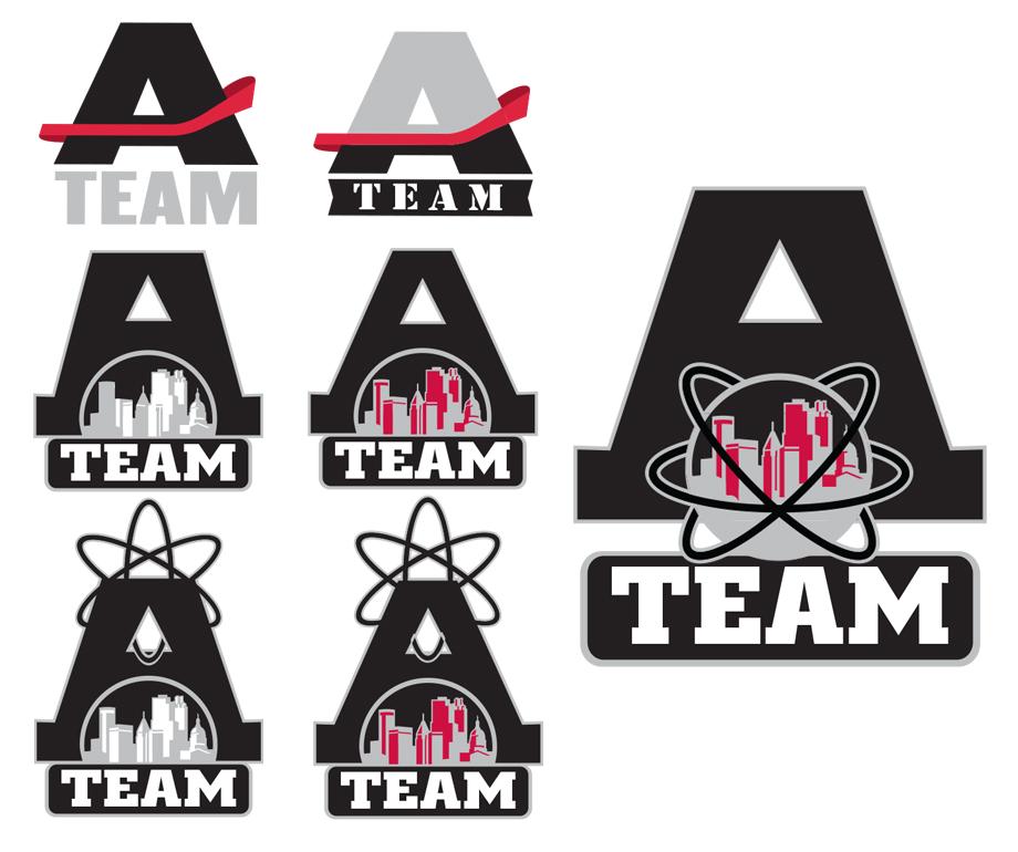 A-Team Logo Options